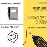 Interactive Notes | Research Methods