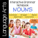 Interactive Noun Notebook with Practice and Assessments