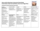 Interactive Novel Guide: Zane and the Hurricane