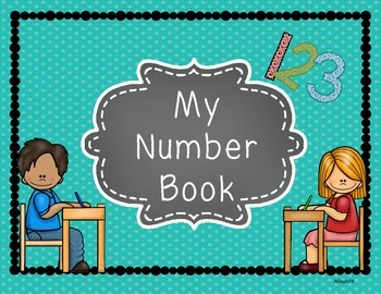Interactive Number Book
