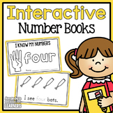 Number Mini Books 1-10