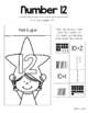 Interactive Number Journal {0-20}