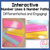 Interactive Number Lines & Number Paths