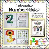 Interactive Number Notebook