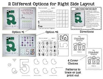 Interactive Math Notebook