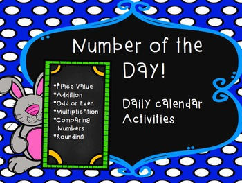 Interactive Number of the Day