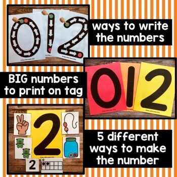 Interactive Numbers
