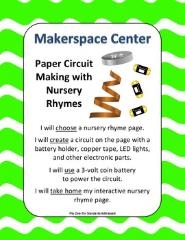 Interactive Nursery Rhyme Book Project: Electronics for Beginner Makers