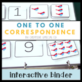 Interactive Basic Math One to One Correspondence