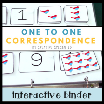 Interactive Basic Math: One to One Correspondence
