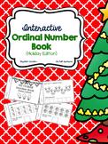 Interactive Ordinal Numbers Book