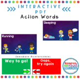 Interactive PDF-Action Words