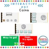 Interactive PDF-Coins