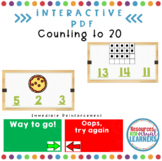 Interactive PDF-Counting to 20