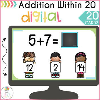Digital Addition Within 20 Games