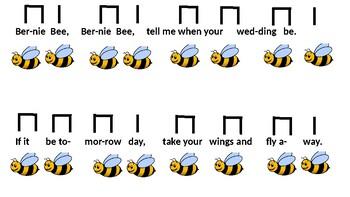 Interactive PP beat/rhythm for Bernie Bee