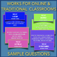 FREEBIE VERSION Interactive Party Game: 10 Questions for Loads of Fun
