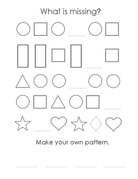 Interactive Patterns Notebook