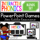 Interactive Phonics ~ BLENDS