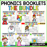 Interactive Phonics Booklet Bundle