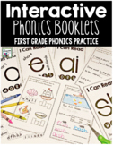 Interactive Phonics Booklets
