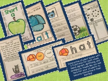 Interactive Phonic Books