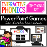 Interactive Phonics ~ DIPHTHONGS