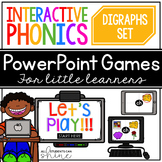 Interactive Phonics ~ Digraphs