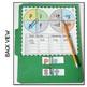 Interactive Phonics File Folder    Short Vowel  i    7 Activities