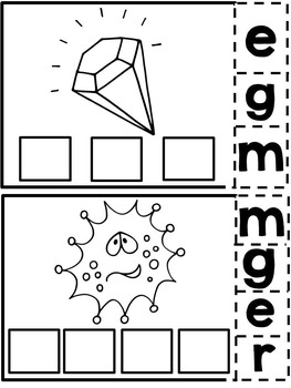 Interactive Phonics Fun {Hard G and Soft G}