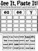 Interactive Phonics Fun {Long E Spelled ea/ee/-y}