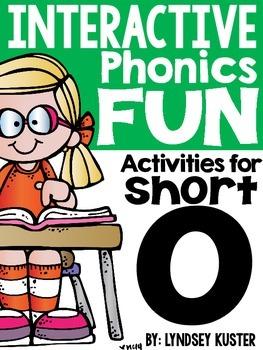 Interactive Phonics Fun {Short O Packet}