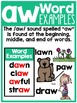 Interactive Phonics Fun {au and aw}