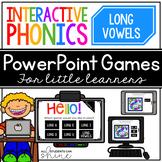 Interactive Phonics ~ LONG VOWELS
