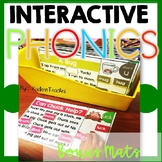 Interactive Phonics Mats-Bonus Mats