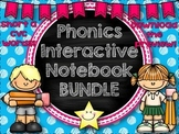 Interactive Phonics Notebook {GROWING BUNDLE}