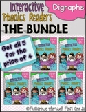 Digraphs Phonics Readers  ~  BUNDLE