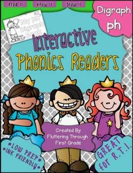 Digraph -PH Phonics Readers