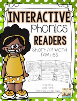 Interactive Phonics Readers: Short /a/ Edition