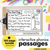 Interactive Phonics Stick-Its Bundle