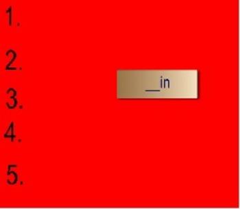 """Interactive Phonics short """"i"""""""
