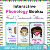 Interactive Phonology Book: Final Consonant Deletion
