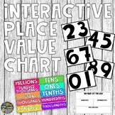 Interactive Place Value Chart [FREE]