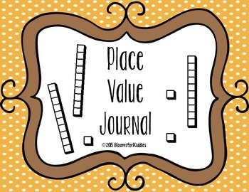 Interactive Place Value Journal