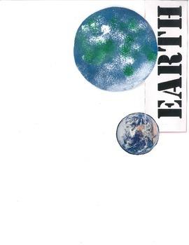 Interactive Planet Sort