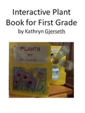 Interactive Plant Book - Primary Science