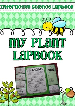 Interactive Plant Lapbook
