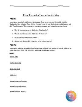 Interactive Plate Tectonic Exploration!