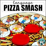 Interactive Play Dough Pizza - Language