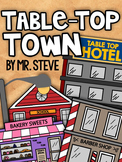 Interactive Play: Table-Top Town